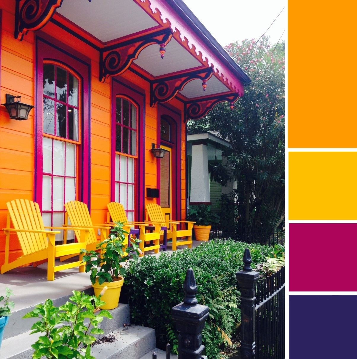 Living in Color – New Orleans