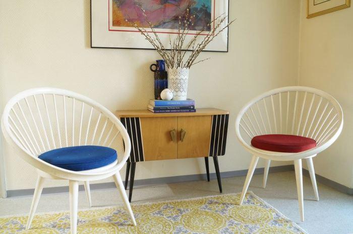 circle chair 2