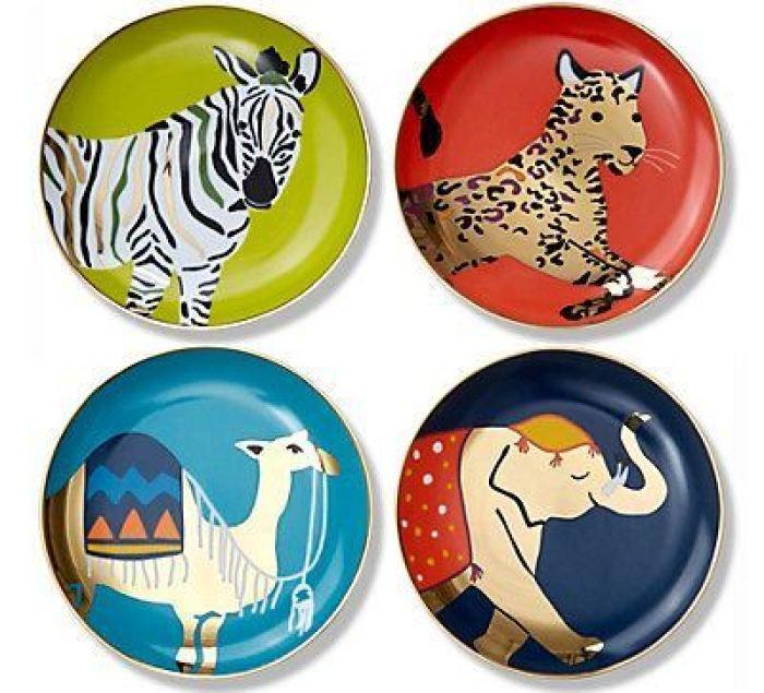 critter plates 6