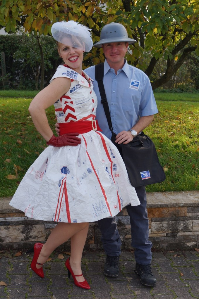 Halloween Fun – Mail Order Bride and Mail Man