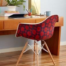 High Five-DIY_Chair-ModPodge-Desk-Midcentury-Modern-Eames-Hack