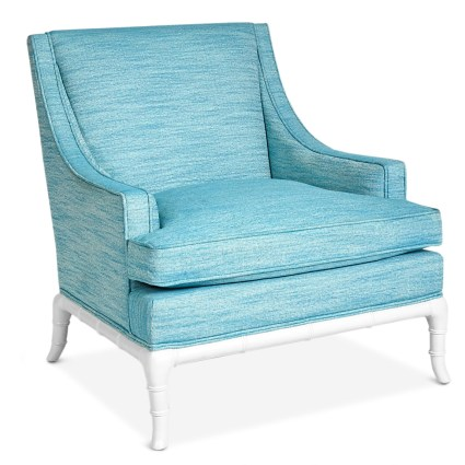 8. Chippendale Lounge Chair