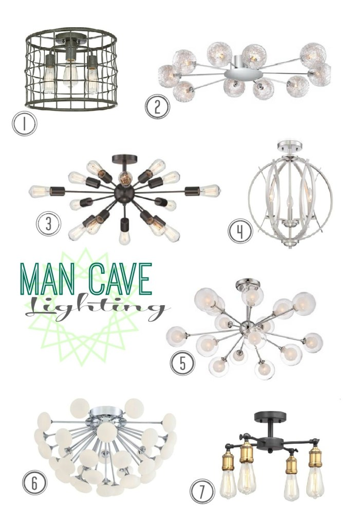 Man Cave Lighting