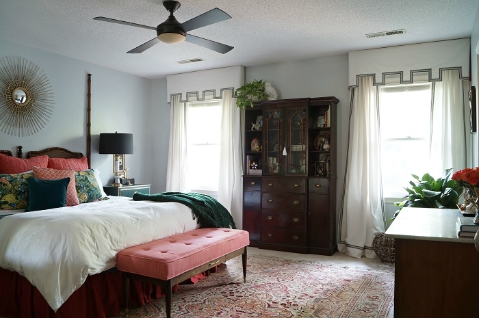The Best Renters Hacks for the Bedroom