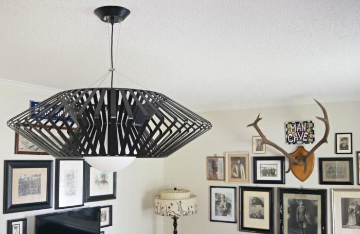 Man-cave-geometric-lighting-black-metal-lantern-masculine