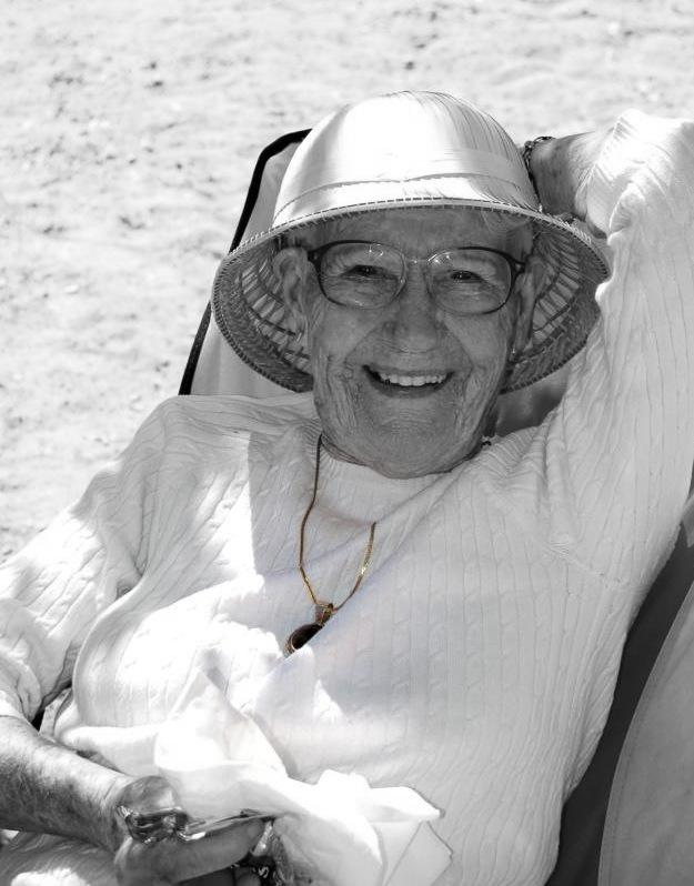 Irene Bulloch: Neighborhood Icon in her Pith Helmet