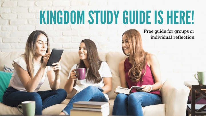 Free Study Guide for Kingdom Above the Cloud