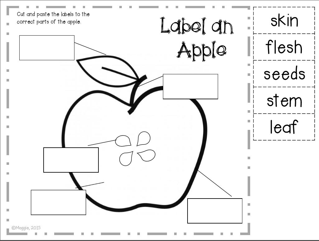 Investigating Apples A Labeling Freebie