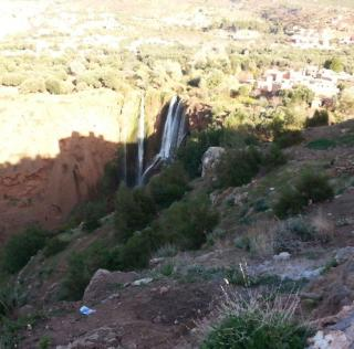 Video Wandern Ouzoud