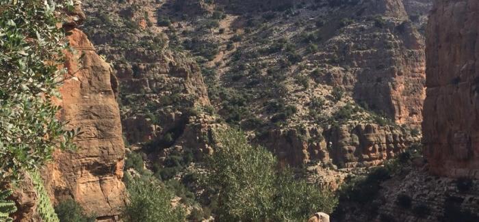 Wandern in Marokko