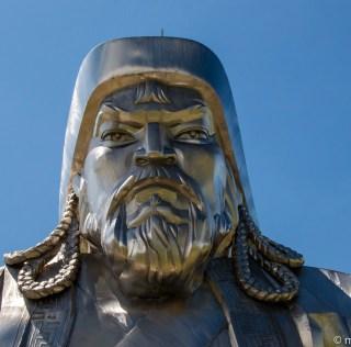 Die Hauptstadt der Mongolei…