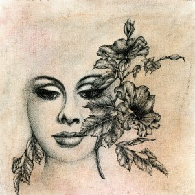 Original acrylic art work and prints Maggie Ziegler Website and Graphic Design Mixed Media Artist Courtenay BC