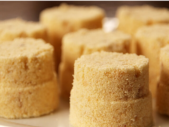 Polvoron Recipe ( Sweet Flour Treat From Philippines