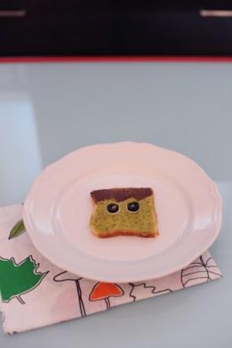 Il Frankenstein Toast: http://gikitchen.wordpress.com/2013/10/30/frankenstein-toast-ricette-halloween-veloci-divertenti/
