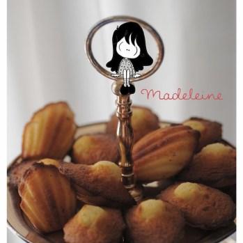 La mia madeleine?