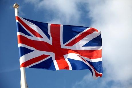 Steag britanic