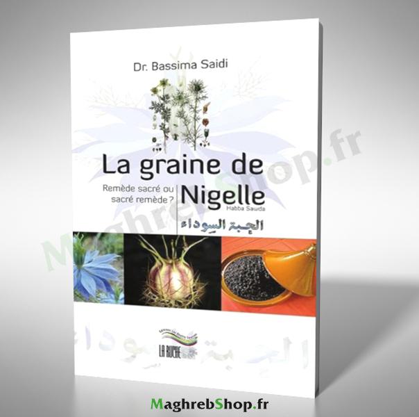 Livre Graine de Nigelle