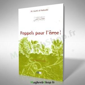 livre : Rappels pour l'Ame