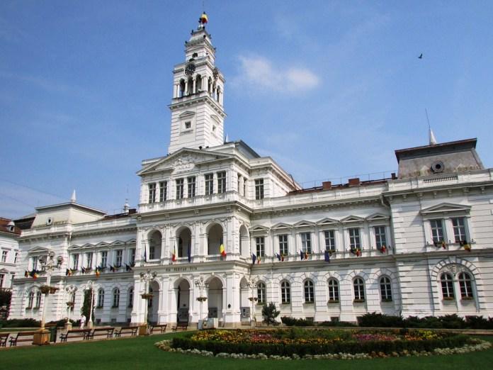 Palatului Administrativ