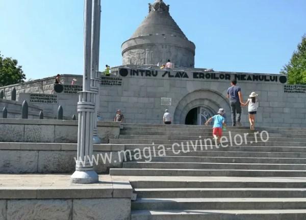 Mausoleul Eroilor din Primul Război mondial din Mărășești