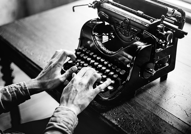 maquina de escribir