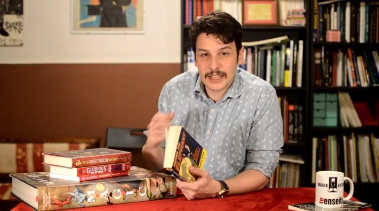 Hablando de magia con Ricardo Sanchez