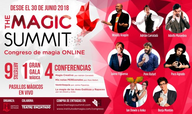 cartel de magic summit