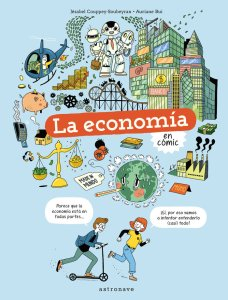 Libro Economia en Comic