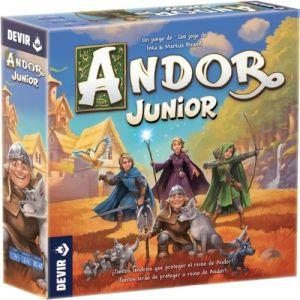 Juego Andor Junior - Devir