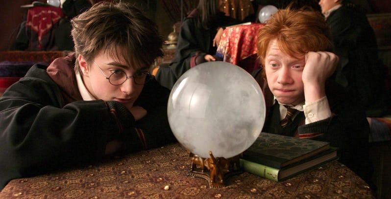 10 clases desconocidas que se impartían en Hogwarts
