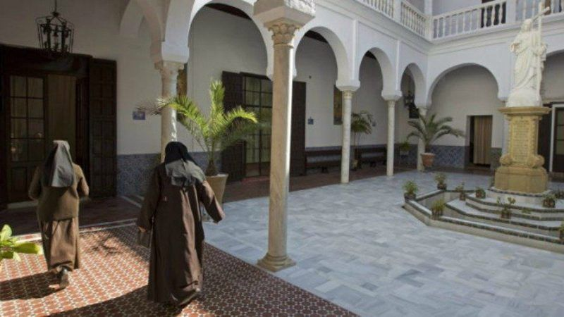 Destroza un convento de monjas pensando que eran mortifagos.