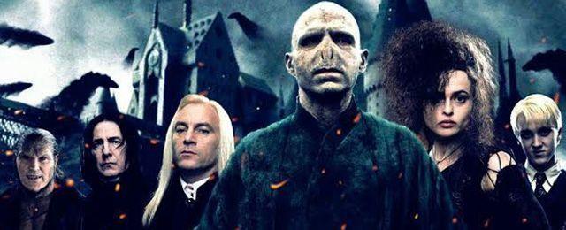 Test de villano Harry Potter