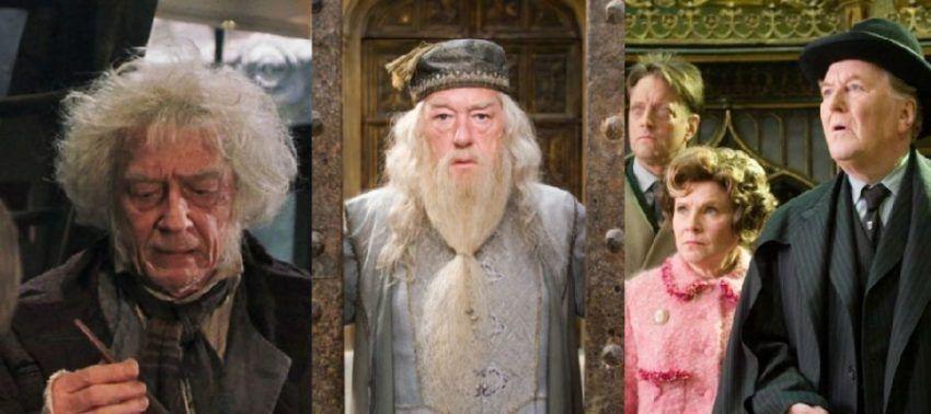 Test saga Harry Potter