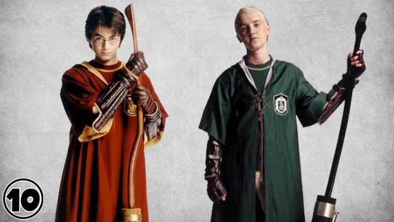 ¿Saeta de Fuego o Nimbus? ¿Qué escoba tendrías en Harry Potter?