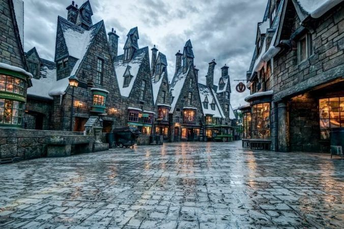 test hogsmeade