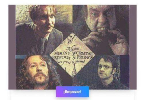 TEST Potterhead: ¿Qué merodeador serías?