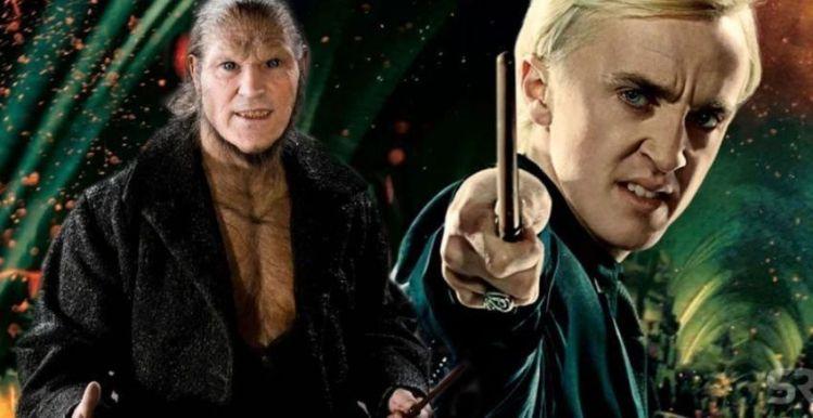 Teoría de Harry Potter: Draco Malfoy era un hombre lobo.