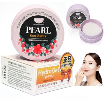 Koelf Pearl & Shea Butter Hydro Gel Eye Patch