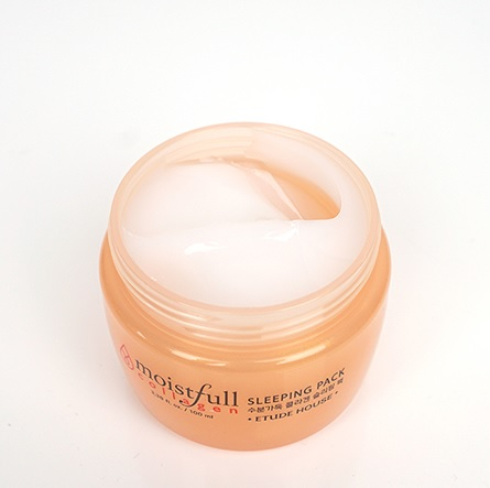 Etude House Moistfull Collagen Sleeping Pack1
