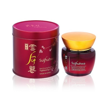 SULHUHWA Red Ginseng Donkey Oil Tightening Cream