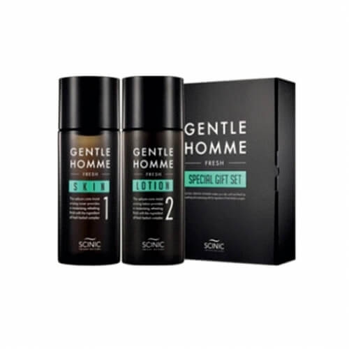 Scinic Gentle Homme Fresh Special Gift