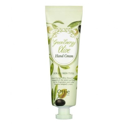 ottie Green Energy Olive Hand Cream