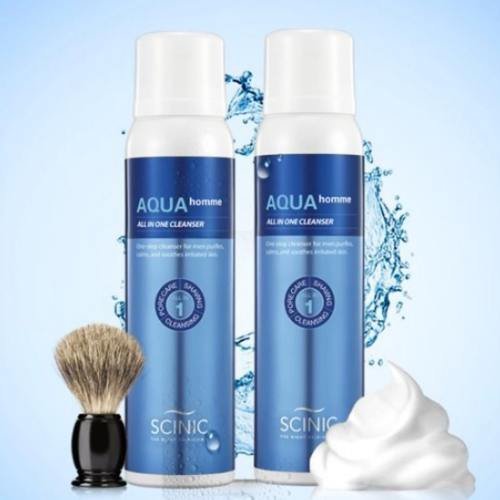 AQUA HOMME ALL IN ONE CLEANSER