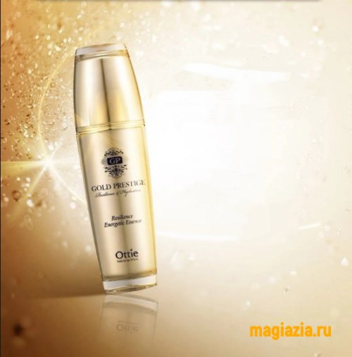 Gold Prestige Resilience Energetic Essence