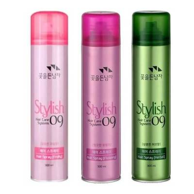 COSMOCOS STYLISH HAIR CARE SYSTEM HAIR SPRAY