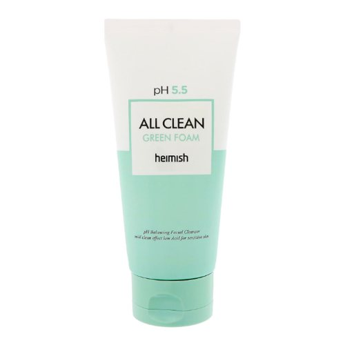 Рh баланс Heimish All Clean Green Foam