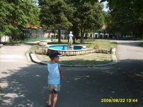 the town of Lovech, Zoo