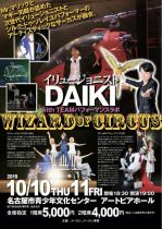 WIZARD OF CIRCUS