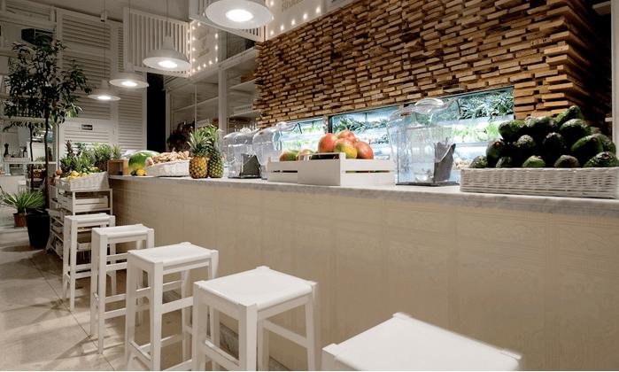 ginger restaurant - italie - rome 1