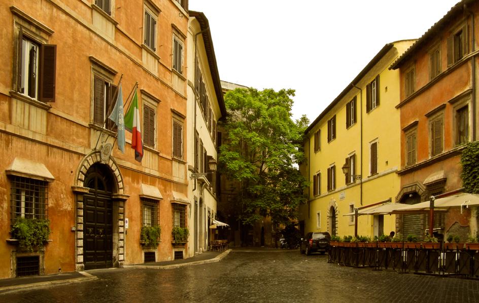 la taverna degli amici - rome - italie 1